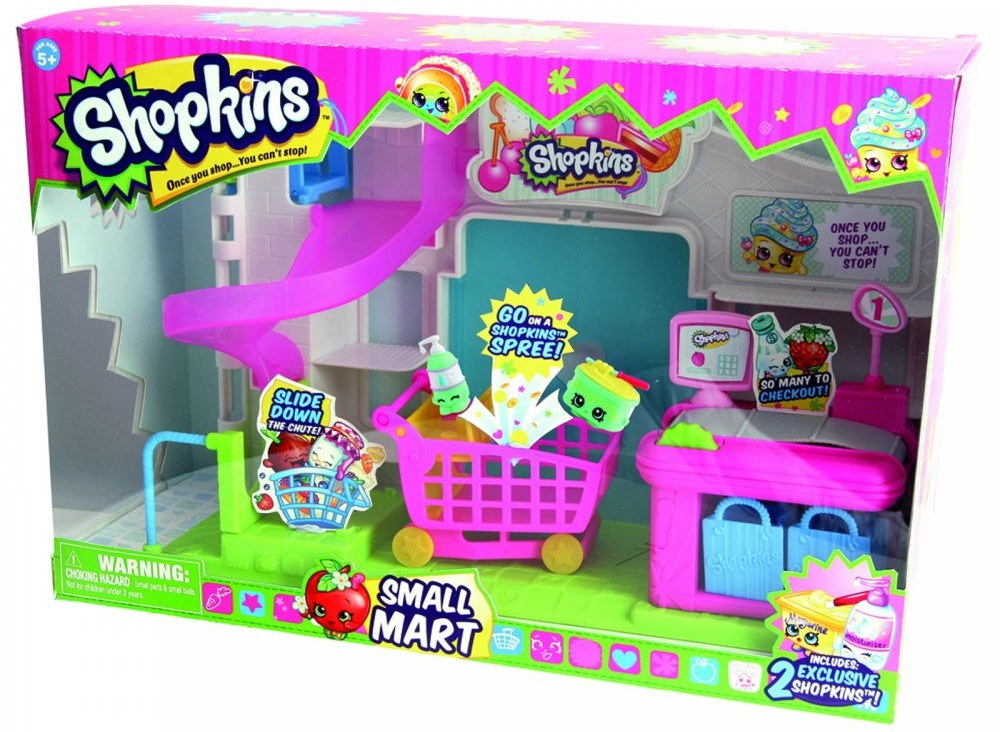 Shopkins Small Mart Wins 2015 Girl Toy of the Year Award
